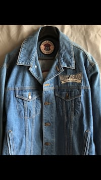 Mickey Mouse Club exclusive denim jacket