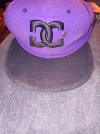 purple and black New York Yankees fitted cap Middletown, 45044