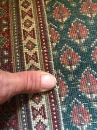 Oriental rug,12X9', hand Knotted and made in India. Ocala, 34480