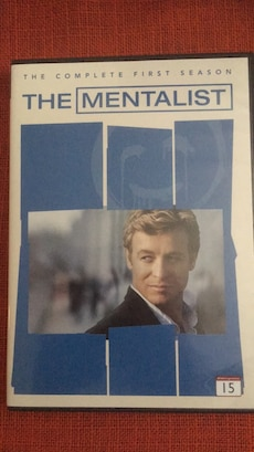 The Mentalist sesong 1 dvd