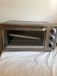 stainless steel Oster toaster oven Bakersfield, 93309