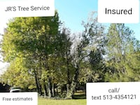 Tree Removal/Trimming/Snow removal Fairfield