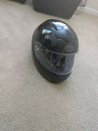 black full face motorcycle helmet Rockville, 20852