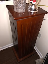 brown wooden cabinet with drawer 26 mi