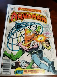 Aquaman comic book DC  Toronto, M3C 4J1