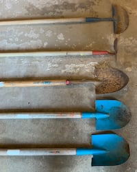 Shovels and garden tools 3 for $10 Mc Lean, 22101