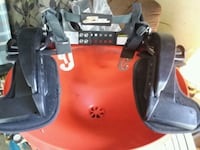 Ztech racing head and neck restraint. Rochester, 03867
