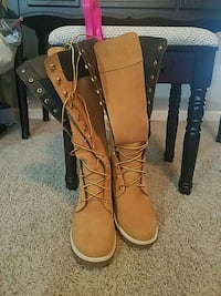 Timberland boots Clinton