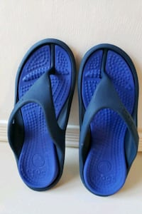 65810d1f16a3 Used SPERRY TOP-SIDER PARROT FISH FLIP FLOP SIZE 9M for sale in Mary ...