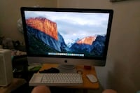 silver iMac with Apple Magic Keyboard and Magic Mouse Colorado Springs, 80904