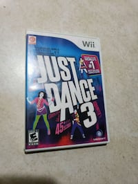 Just Dance 3 Wii (Complete) working order  Most po Milford, 06460