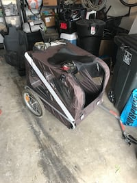 Pet carrier for bicycle Pitt Meadows, V3Y