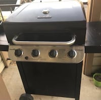 Black and gray gas grill Lewisville, 75067