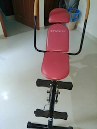 red Stayfit crunch bench Bengaluru, 560064