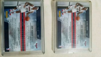 Jeff Teague signed rookie year basketball cards