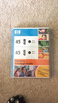 HP Printer Ink, Black - double package. Negotiable, just ask. :) New York, 10312