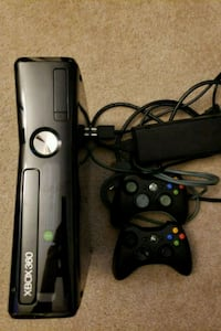 Xbox 360 slim 250gb 34 km