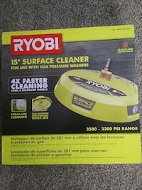 "15"" surface cleaner"