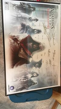 Assassin's Creed Brotherhood poster Acworth, 30101