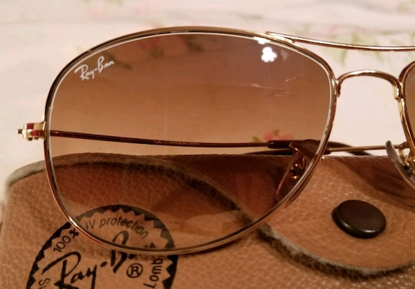465bcaabf9 Used authentic Ray Ban sunglasses for sale in Toronto - letgo