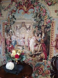 Vintage large wall tapestry  Los Angeles, 91604