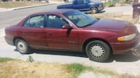 Buick century 2001 clean title running car  Moreno Valley