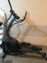 Black and gray elliptical trainer Calgary, T3J 0J4