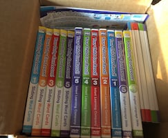 My baby/child can read deluxe reading system