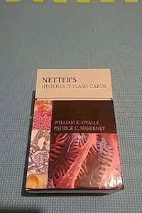 Histology flash cards