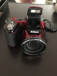 Nikon Coolpix L830 Red Digital Camera Seattle, 98112