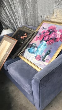 Couch and frames  Pharr, 78577