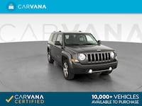 2016 Jeep Patriot High Altitude Edition Sport Utility 4D Phoenix, 85008