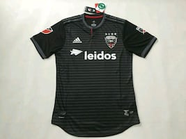 2019 DC United jersey