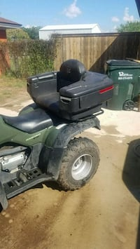 ATV seat/compartment San Angelo, 76905