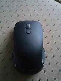 black and gray wireless computer mouse Toronto, M4X 1K8