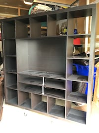 IKEA Black Shelf Unit Germantown, 20876