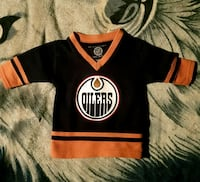 Oilers Jersey Size 18 Months