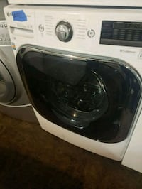 LG front load washer  excellent condition  Baltimore, 21223