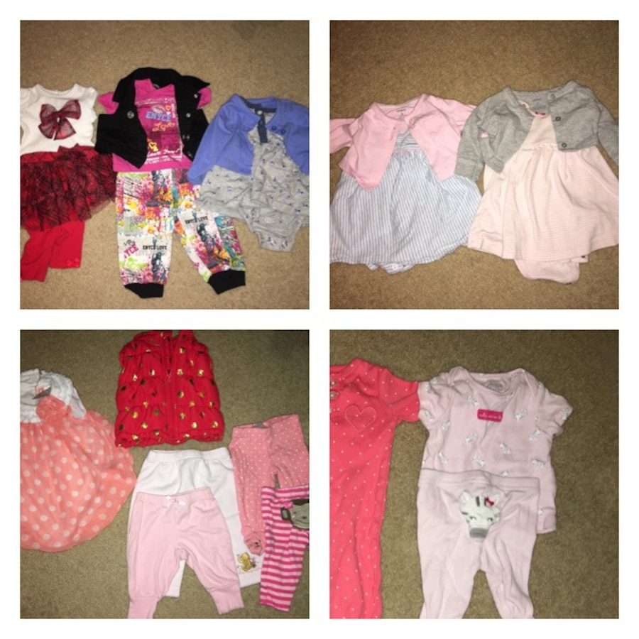 Used Baby clothing lot in Chesapeake