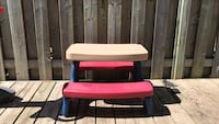 Little tykes collapsible toddler picnic table Ottawa, K1H 6R3