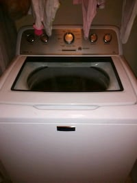 white top-load clothes washer Atlanta