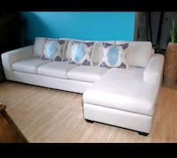 Stylus custom made sectional sofa, like NEW condition, delivery avail Toronto