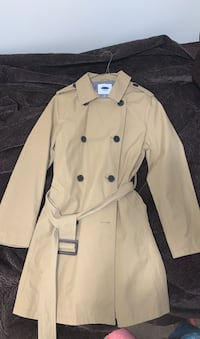 Trench coat from old navy