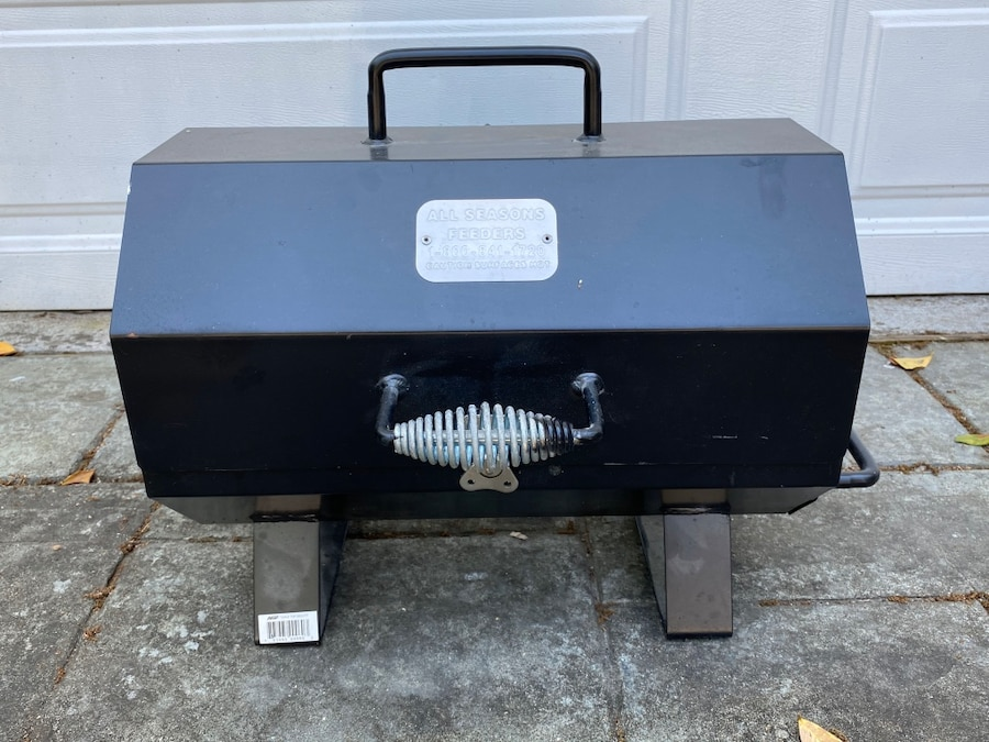 Photo TABLE TOP BBQ GRILL