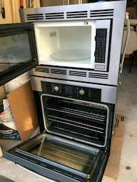 "Bosch 30"" Combination Wall Oven - stainless steel"