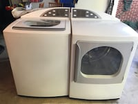 GE Washer and Dryer set  Alexandria, 22305