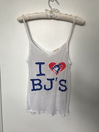 Blue jays tank xs Waterloo, N2T 1Z9