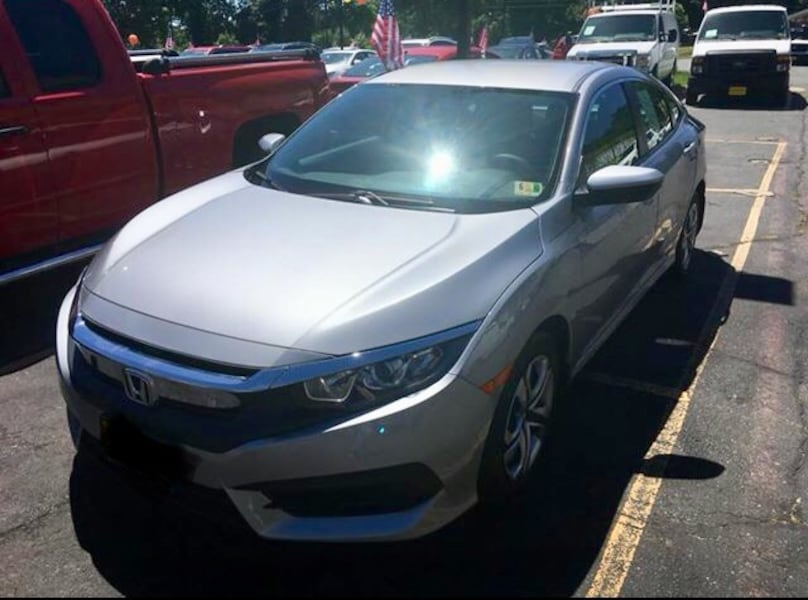 Honda - Civic - 2016 0