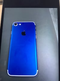 blue iPhone 7 plus screenshot Clarksville, 37040