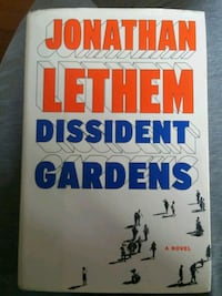 BOOK: Dissident Gardens by Jonathan Lethem Larchmont, 10538